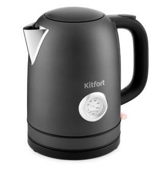 Чайник Kitfort КТ-683-1, графит
