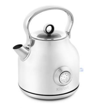 Чайник Kitfort КТ-673-1, белый