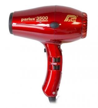 Фен Parlux 3500 SuperCompact Ceramic Ionic красный