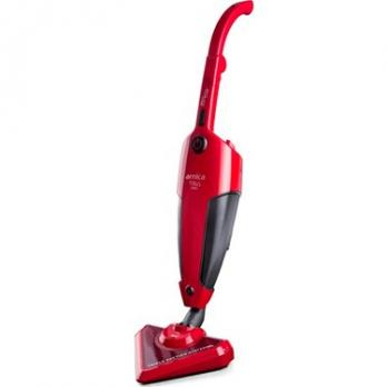 Вертикальный пылесос Arnica TRIA Pro, черно-красный