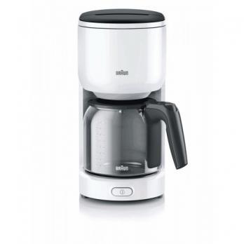 Кофеварка Braun KF3100.WH